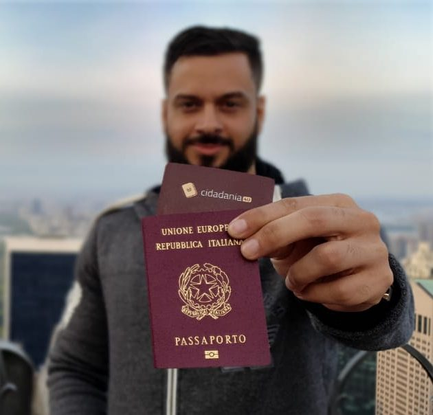 O que é cidadania italiana