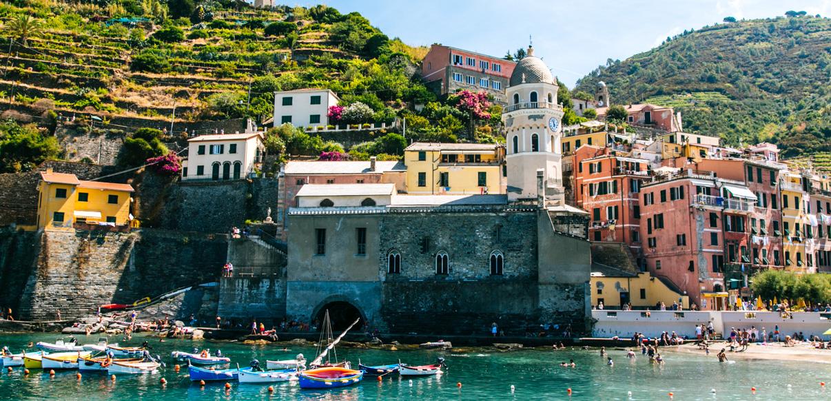 verão italiano