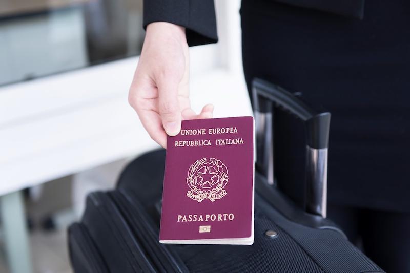 COMO ENTRAR LEGALMENTE NOS EUA COM PASSAPORTE ITALIANO