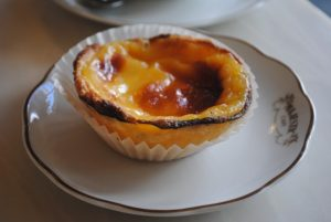 pasteis de nata portugueses